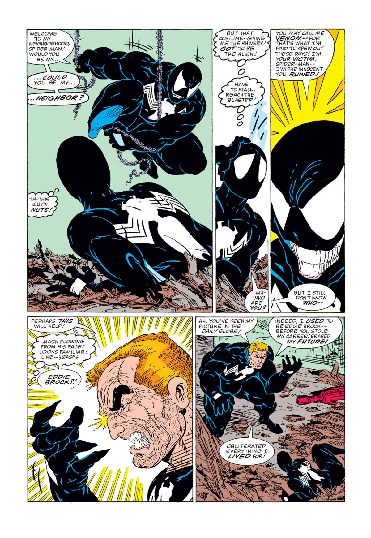 Comics Greatest Stories Spider Man