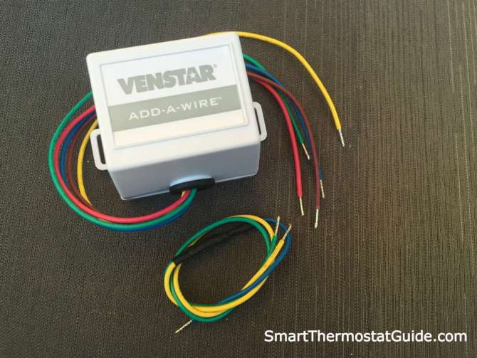 no cwire venstar addawire adapter has you covered
