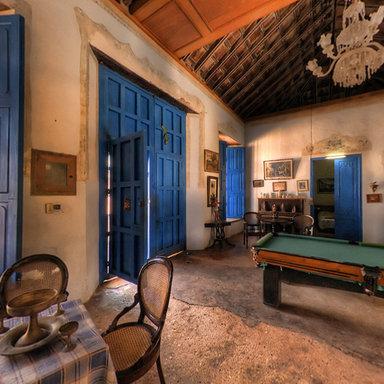 Living Room In Trinidad Cuba