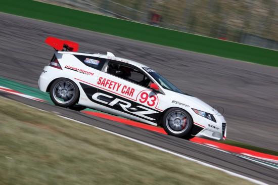 HPD Honda CR Z Racer Hybrid Picture 55013