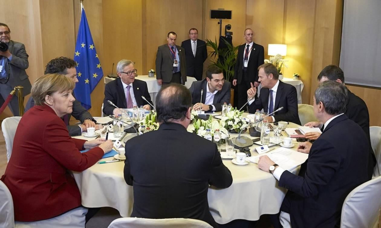 FAZ: Οι κρυφές διαπραγματεύσεις του Τσίπρα με Λαγκάρντ, Ντράγκι και Γιούνκερ