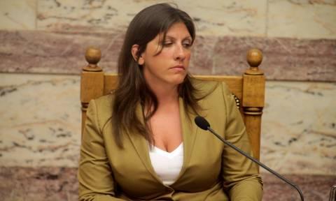 Κωνσταντοπούλου: Δεν θα υπερασπιστώ άλλο τον πρωθυπουργό (video)