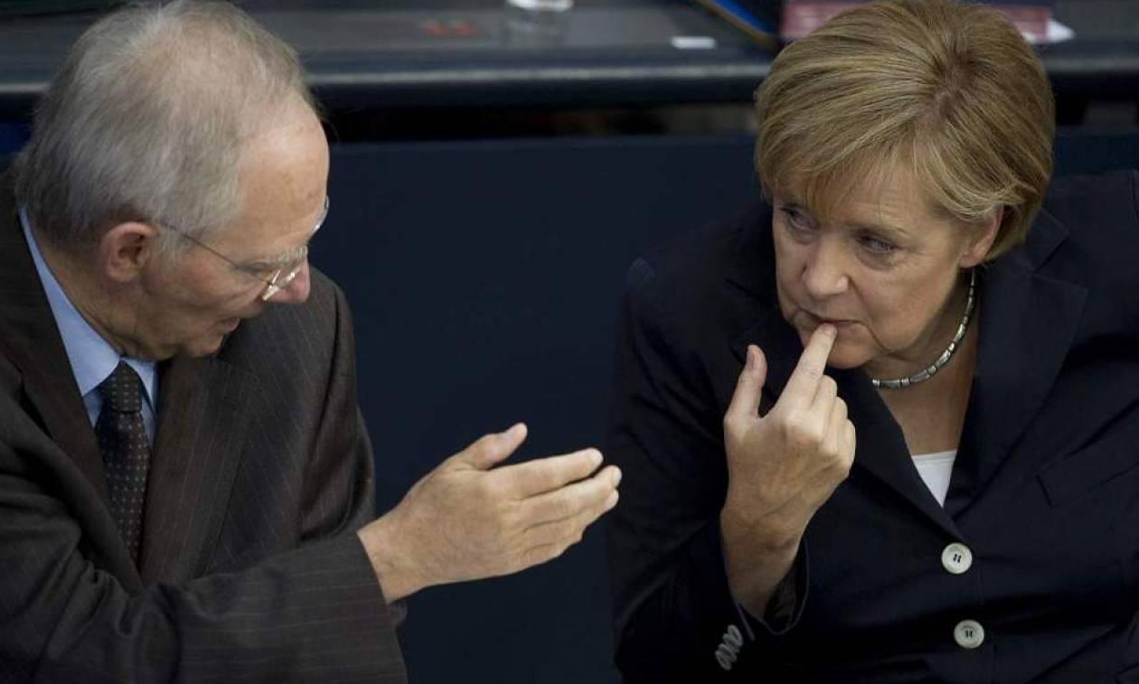 Μνημόνιο 3: Γη και ύδωρ θέλουν οι Γερμανοί μετά τις εκλογές