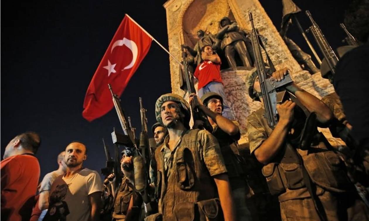 Αποτέλεσμα εικόνας για πραξικόπημα στην τουρκία