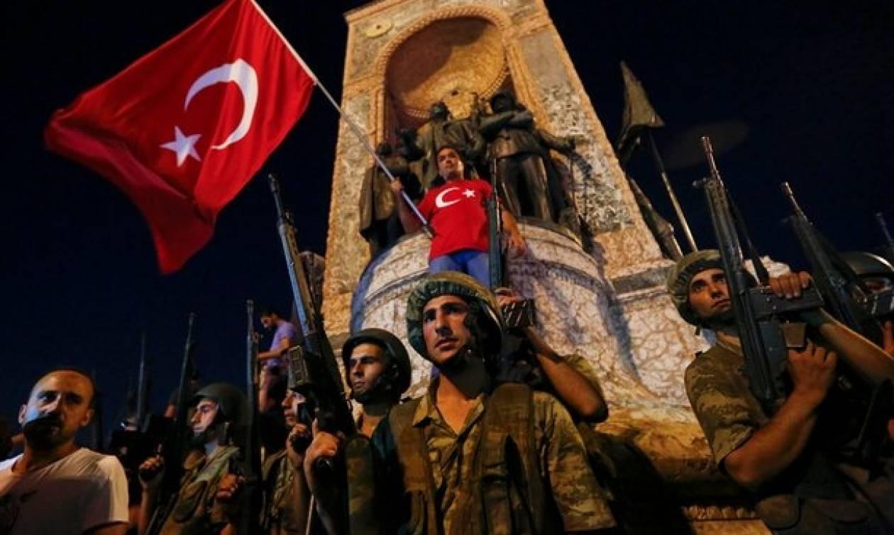 Αποτέλεσμα εικόνας για τουρκια πραξικοπημα