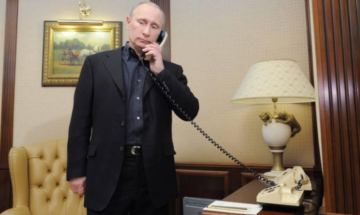 Αλλαγή 180 μοιρών στις σχέσεις Ρωσίας-ΗΠΑ με ένα…τηλεφώνημα (Vid)