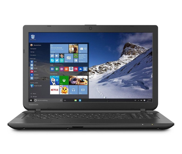 Toshiba Satellite C  16 Ghz Intel Celeron N2840 4 Gb Ram