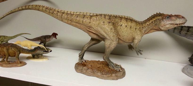 Torvosaurus Resin Kit By Foulkes Dans Dinosaurs