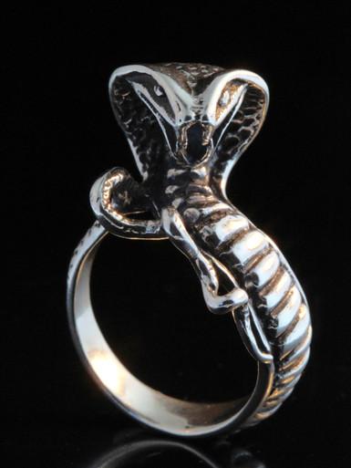 Snake Cobra Ring Jewelry
