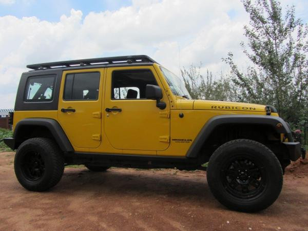 k9 jeep wrangler rack 2 0m