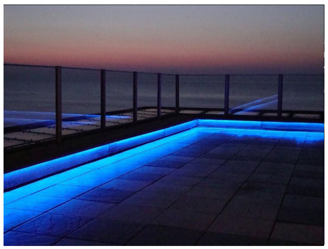 Battery Powered Led Pool Lights