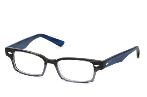 Chateauneuf Bevel Acetate Collection Exclusive Eyewear