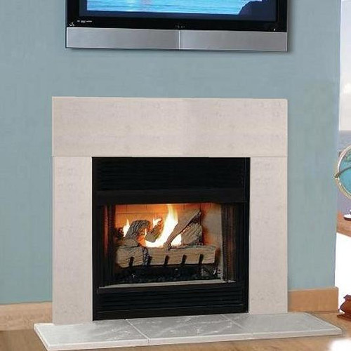 Fireplace Surround Facing Buff Sandstone