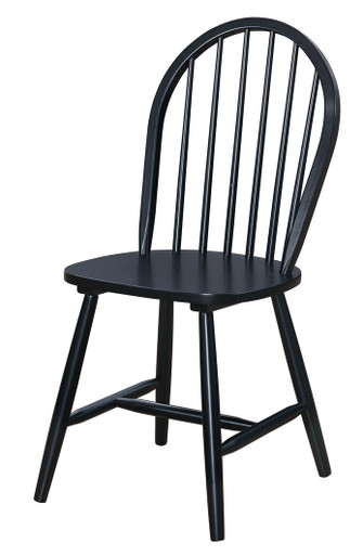 Classic Windsor Chair Black Only 99 Brand New And In
