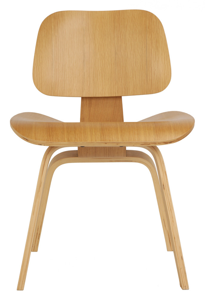 Replica Eames DCW in Natural Oak