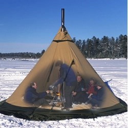 Canvas Tent Stove Testimonials & Winter Tents With Stove - The Best Stove 2017