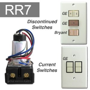 GE Low Voltage Relays, Remote Control Relay Switches