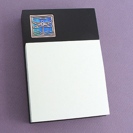 Personalized Post It Note Holders from Kyle Design