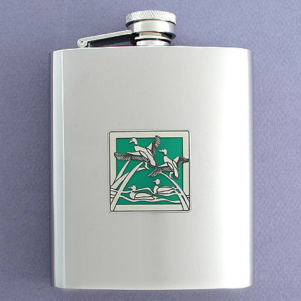 Duck Dynasty Flask for Halloween Costume