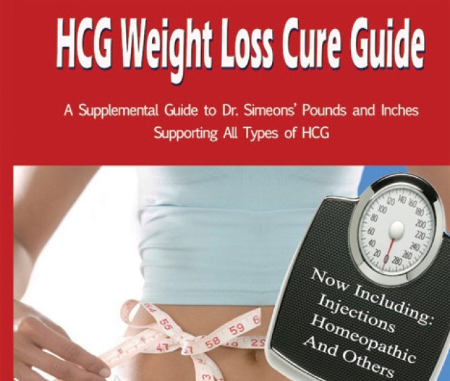 Hcg Weight Loss Cure Guide English Edition Wholesale Hcgt Books