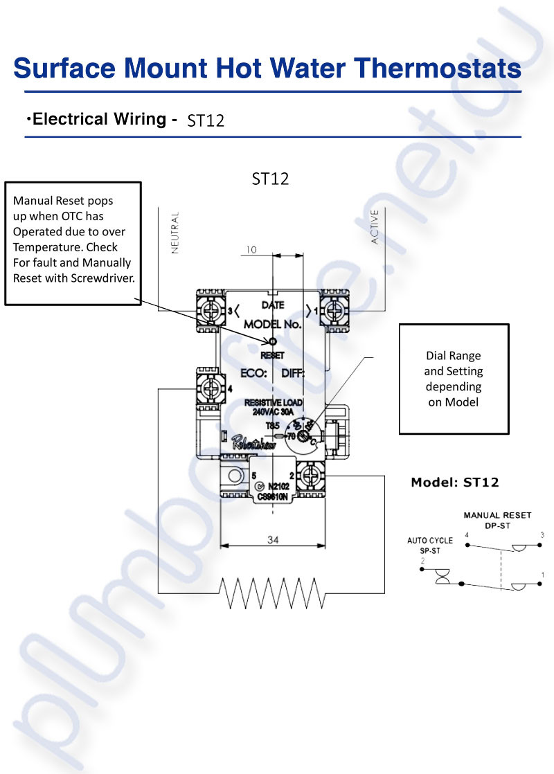 Attic Fan Thermostat Wiring Attic Fan Thermostat Replacement Wiring Diagram ~ ODICIS
