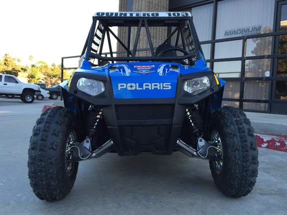 Polaris Rzr 170 Long Travel Suspension System Magnum
