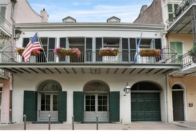 Brad and Angelina's New Orleans home4