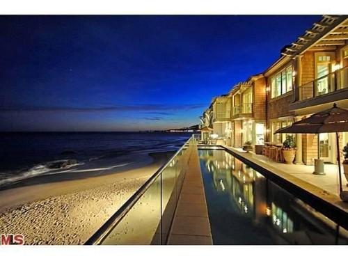 Luxury Malibu listing