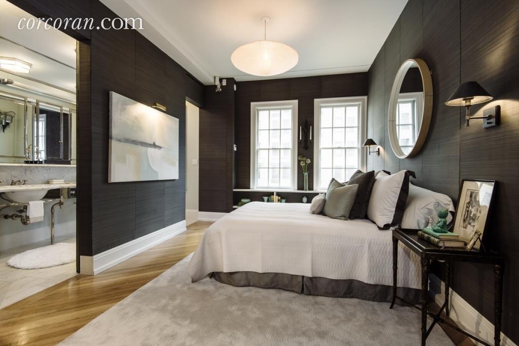 Uma Thurman's bedroom2