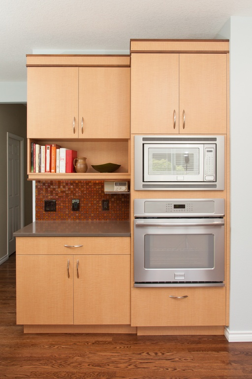 Sparkling counters and appliances go a long way in home for sale.