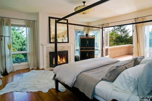 Romantic Bedroom Traditional