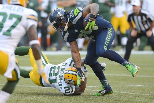 He said / she said—Seattle Seahawks at Green Bay Packers — Julian Rogers & Jessica Ridpath