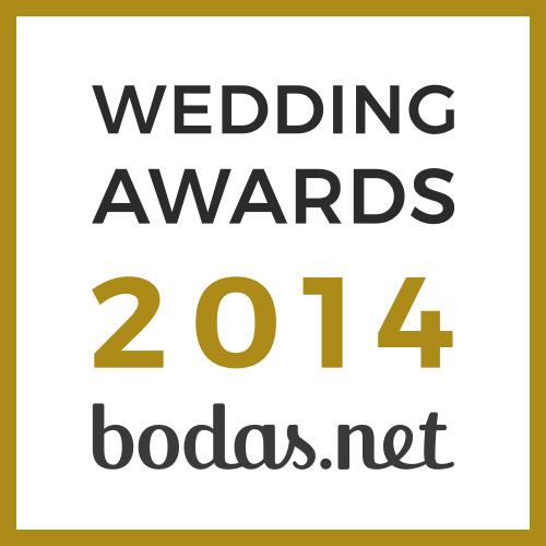 Molist Floristes Núvies, ganador Wedding Awards 2014 bodas.net