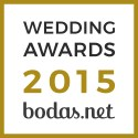 Dj Completo, ganador Wedding Awards 2015 Bodas.net