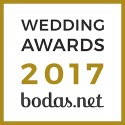 Videomatón Bodas, ganador Wedding Awards 2017 Bodas.net
