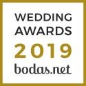 Alejandro Onieva, ganador Wedding Awards 2019 Bodas.net
