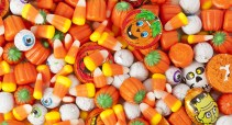 Image result for halloween candy image