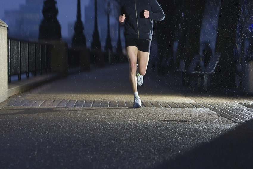 Image result for running at night