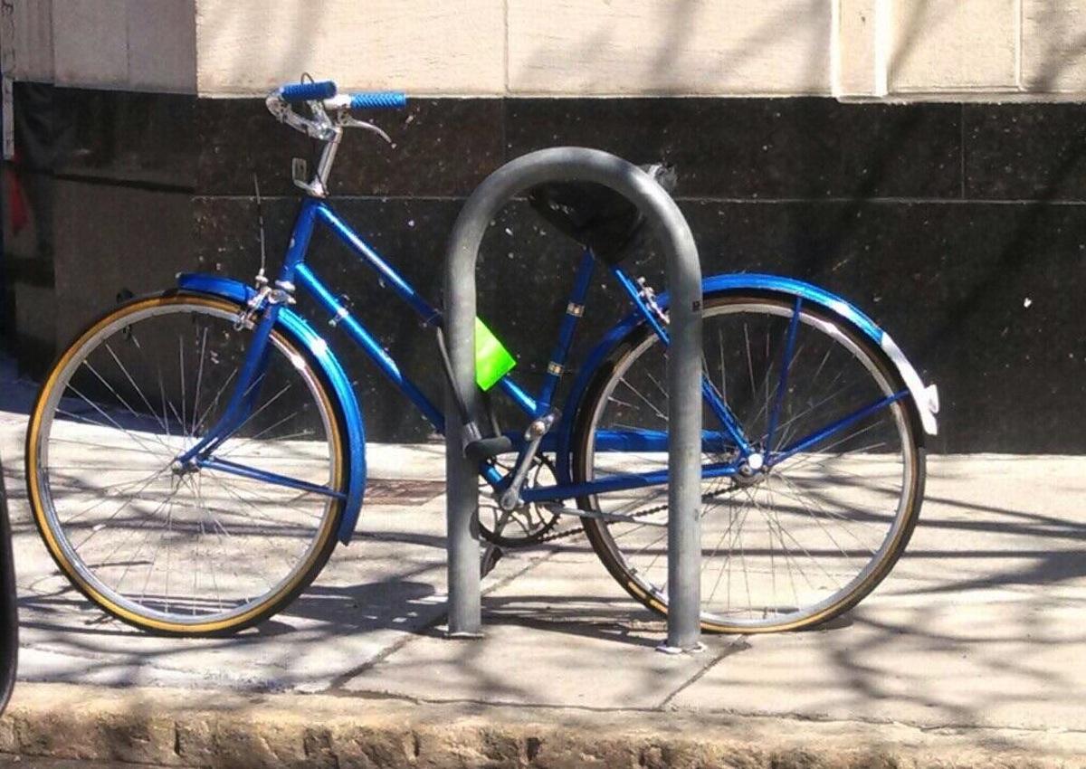Bike photo via Brookline Police