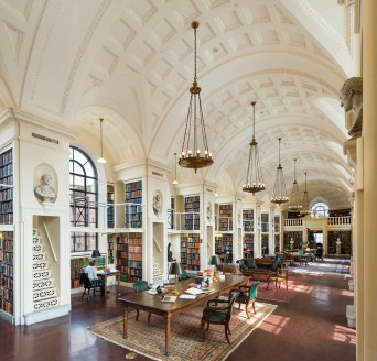 boston athenaeum open house