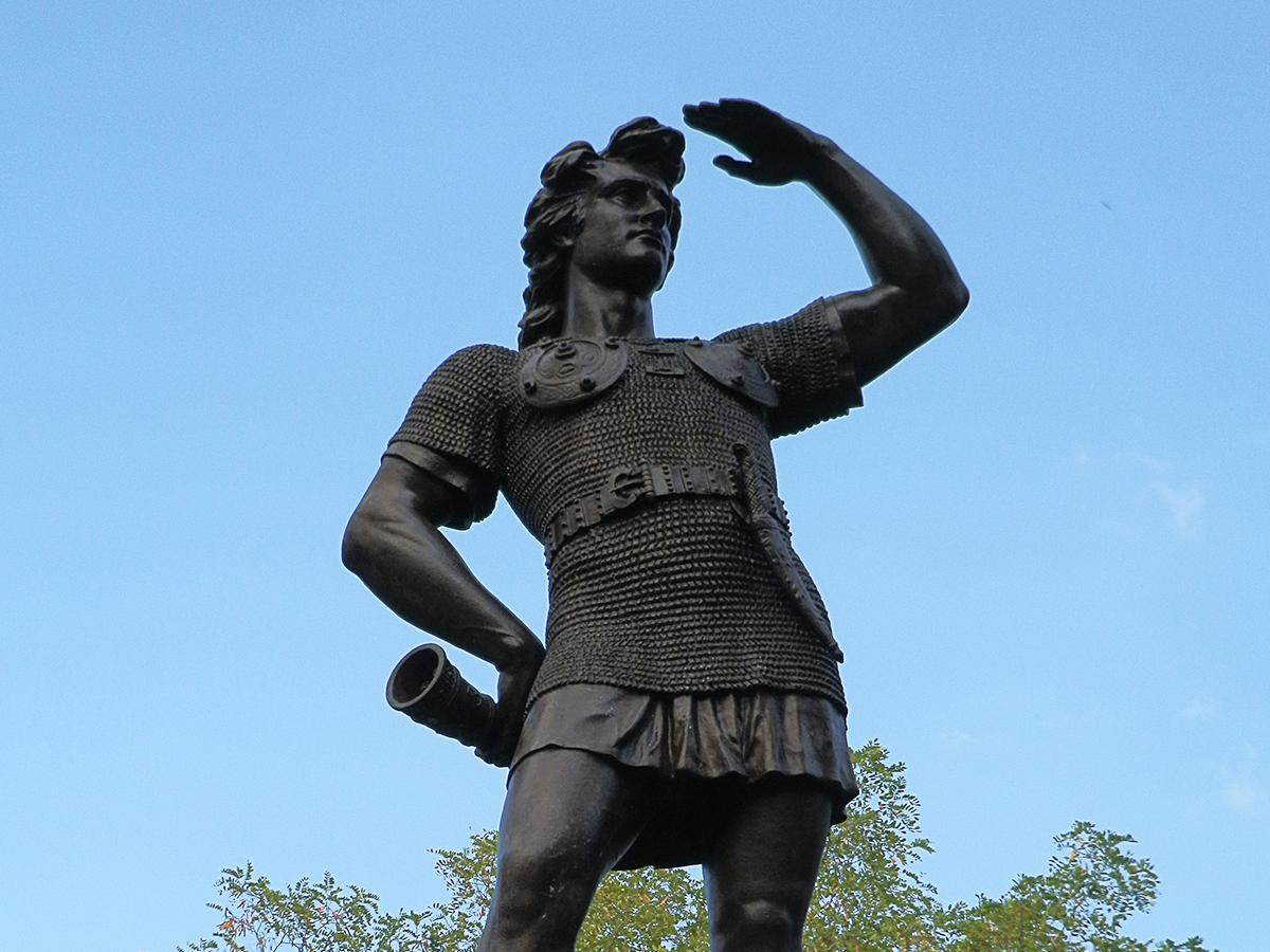 Happy Leif Erikson Day Boston