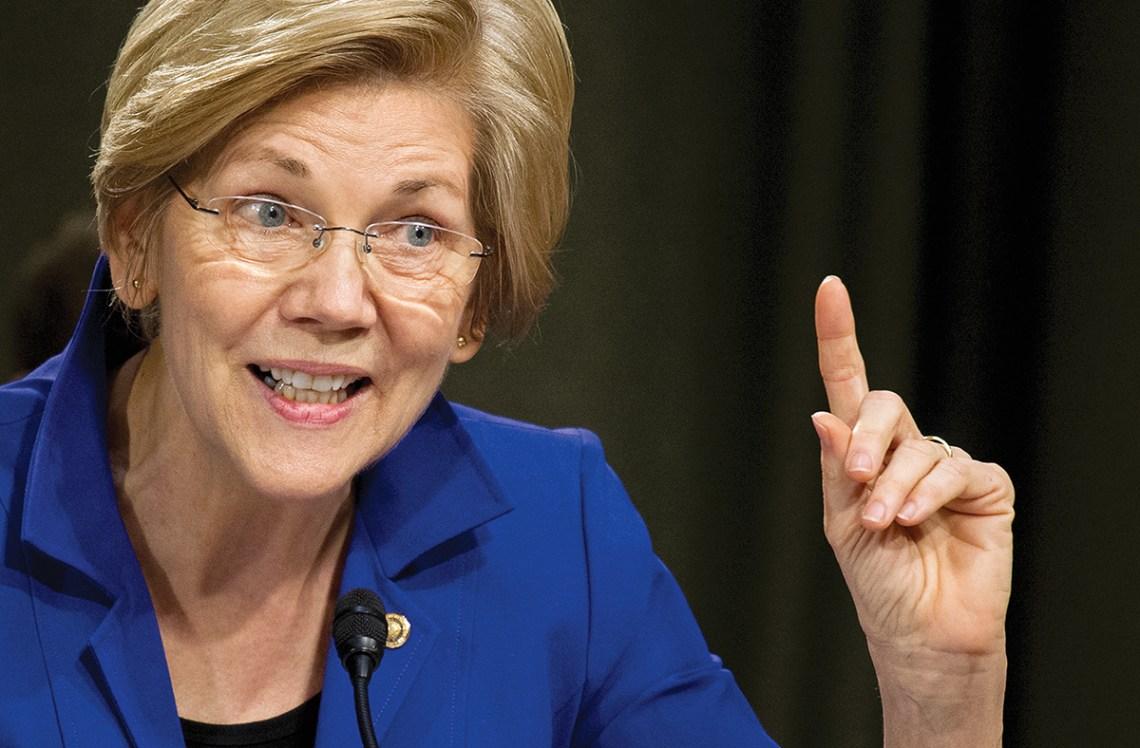 Elizabeth Warren Is Troubled By Obamas Wall Street Gig