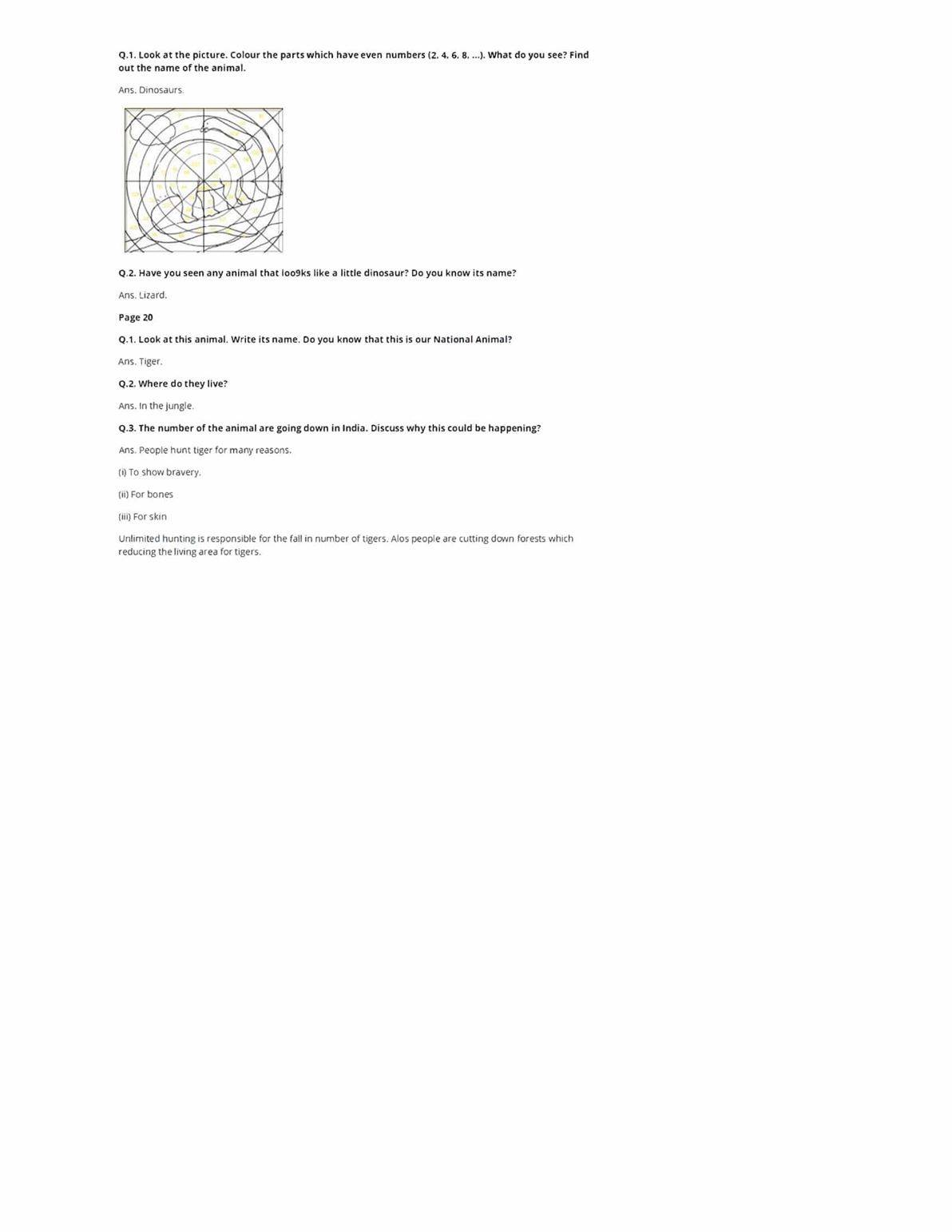 Ncert Solutions Class 4 Evs Chapter 2 Ear To Ear