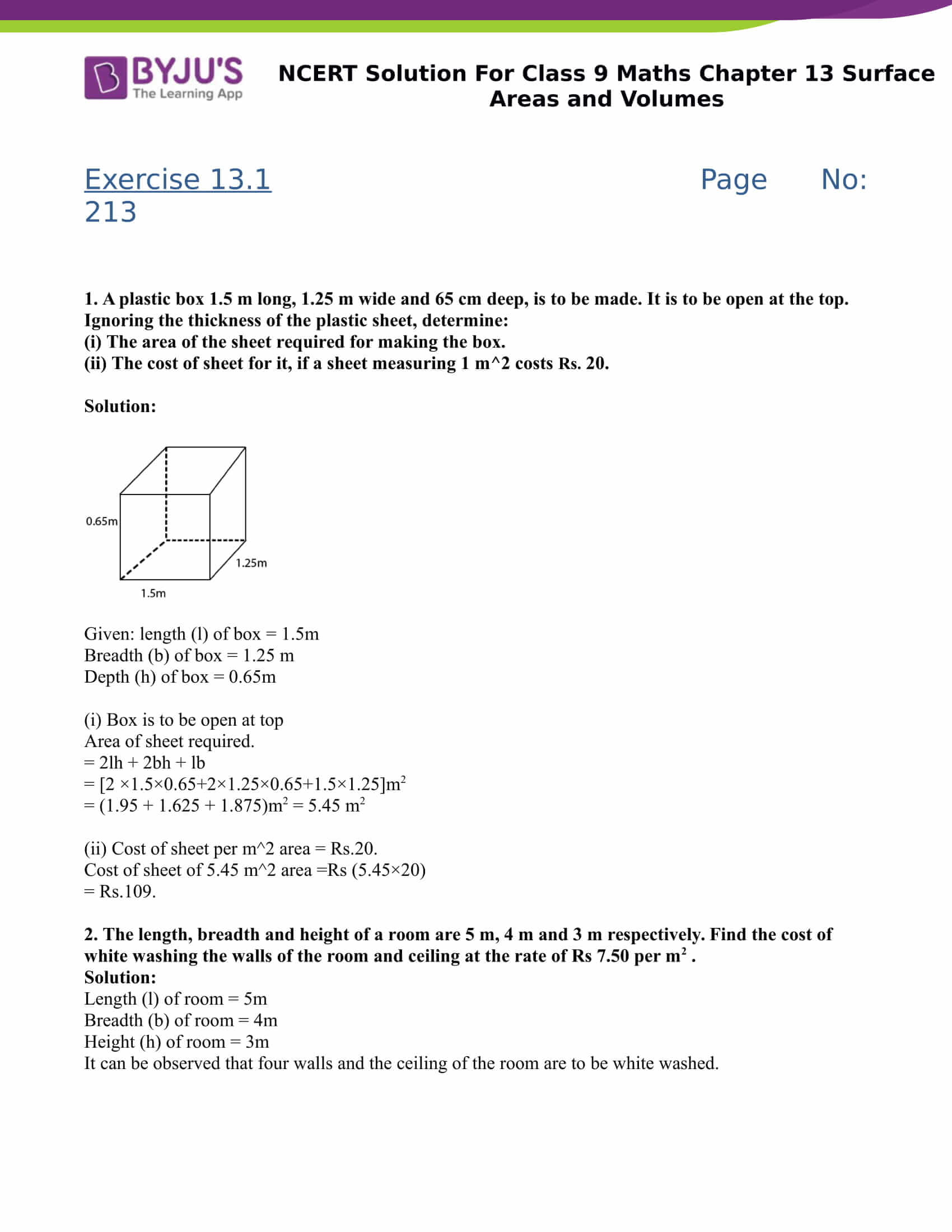 Earth Science Chapter 13 Review Answers