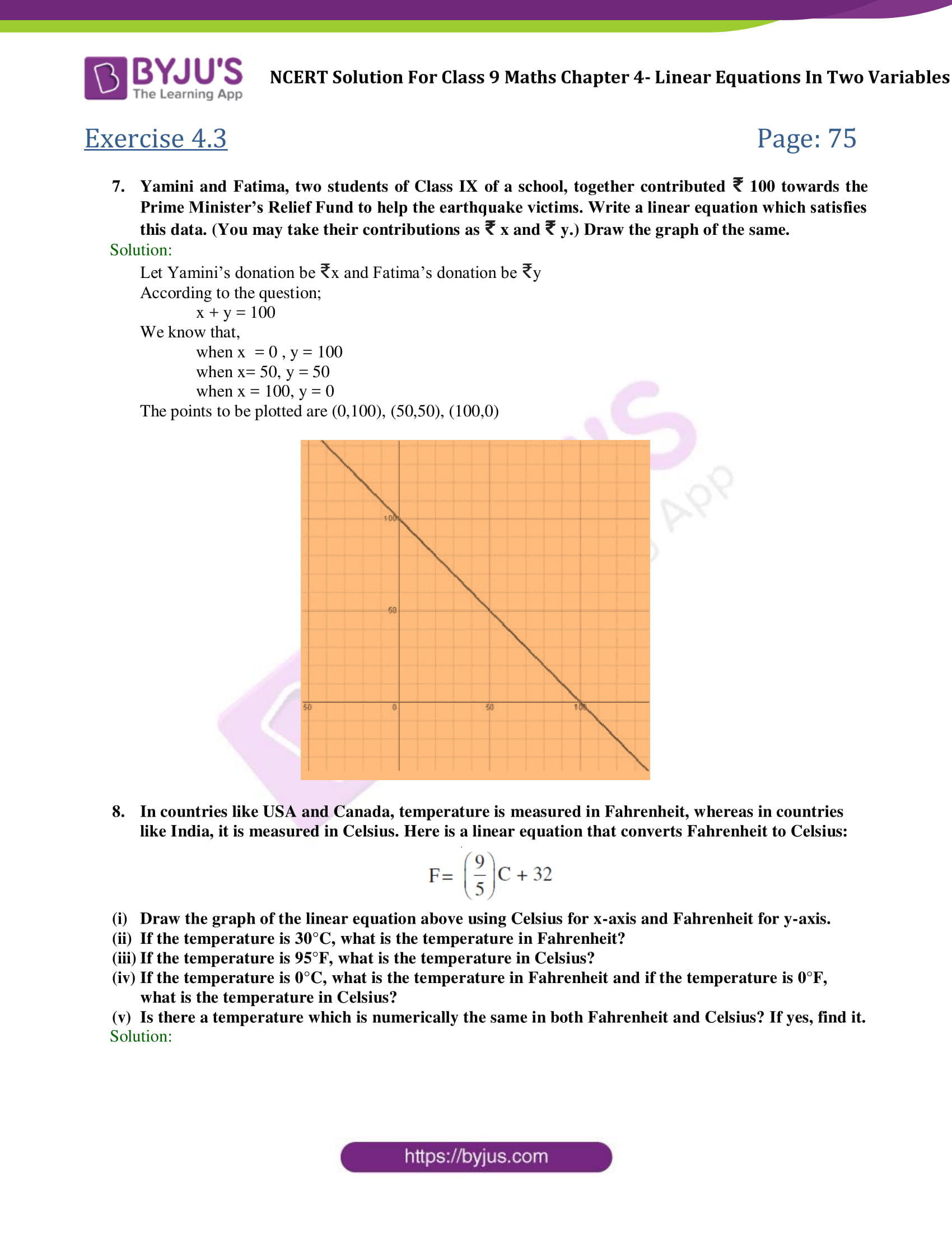 Download Ncert Solution For Class 9 Maths Chapter 4