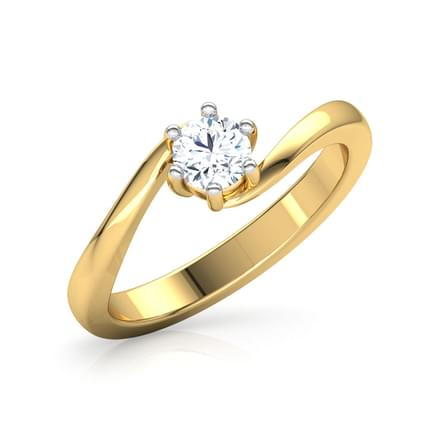 Promise Solitaire Ring Jewellery India Online