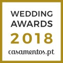 PaivaSom, vencedor Wedding Awards 2018 casamentos.pt