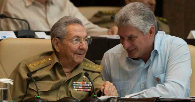 Ismael Francisco/Courtesy of Cubadebate/Handout via Reuters