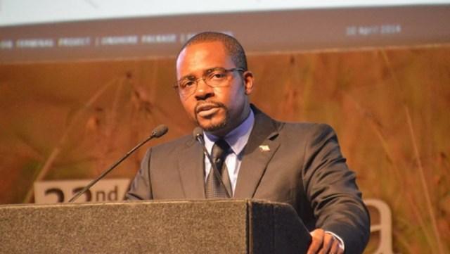 Gabriel Lima, ministro das Minas e Hidrocarbonetos da Guiné Equatorial