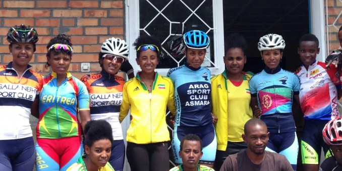 Team Africa Rising aim to build women's race squad from the ground ...